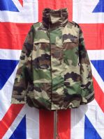#NEW# CAMO GORTEX JACKET/PARKER WITH HOOD 112L